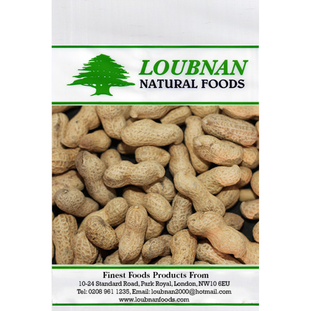 Monkey Nuts Roasted 100g