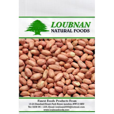 Raw Peanuts 100g