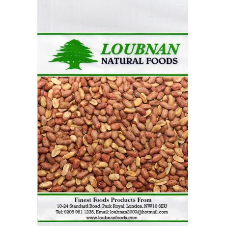 Light Salted Peanuts 100g